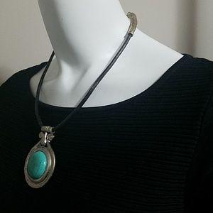 Jewelry - Turquoise Pendant Necklace